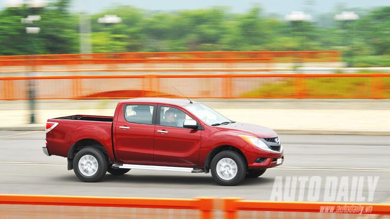 Mazda BT-50 2012 – Một cách nhìn mới về xe bán tải - 2