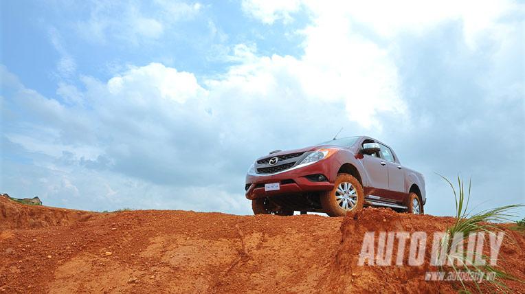 Mazda BT-50 2012 – Một cách nhìn mới về xe bán tải - 4