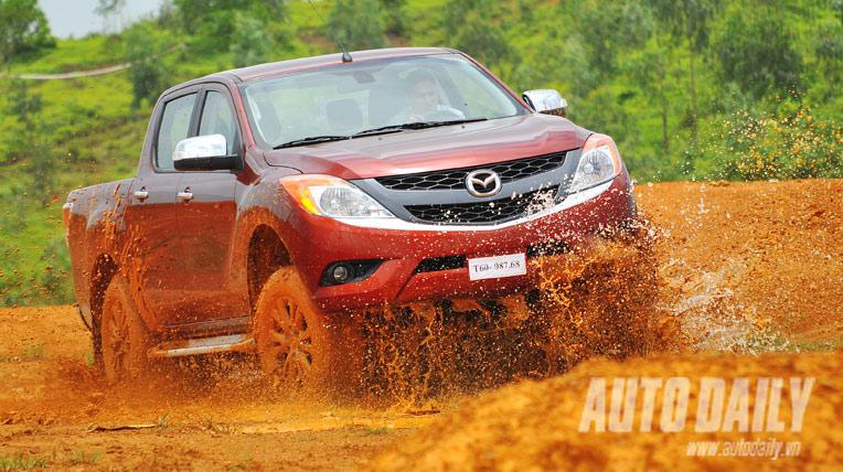 Mazda BT-50 2012 – Một cách nhìn mới về xe bán tải - 1