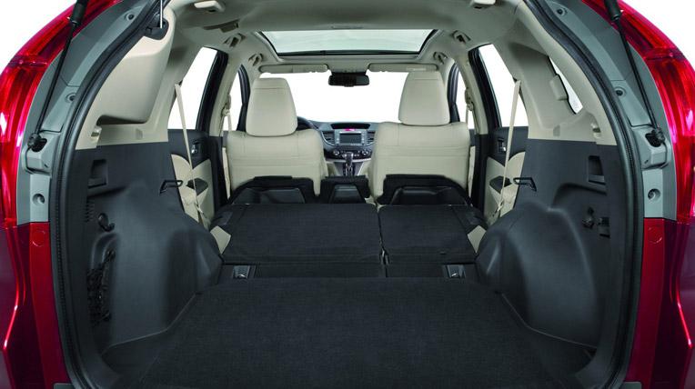 Ngắm vẻ đẹp mê ly của Honda CR-V 2013