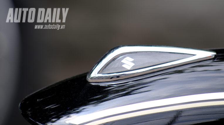 Suzuki GZ150–A - Liệu có là thách thức? - 2
