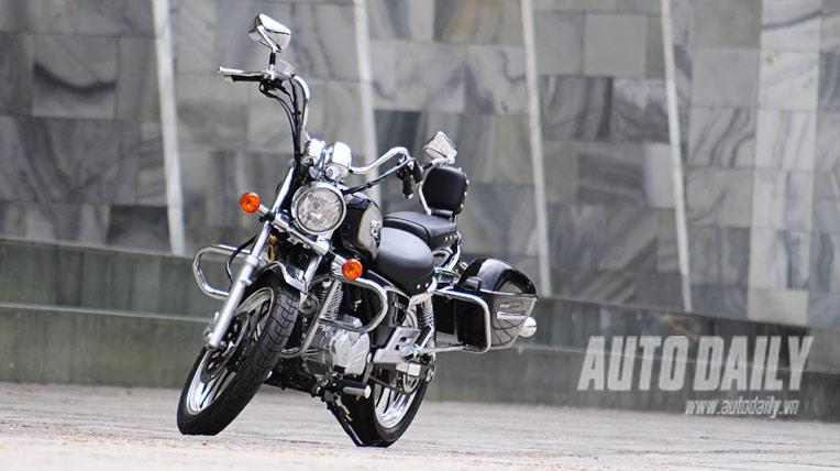 Suzuki GZ150–A - Liệu có là thách thức? - 1