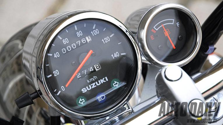 Làn gió mới Suzuki GZ150–A