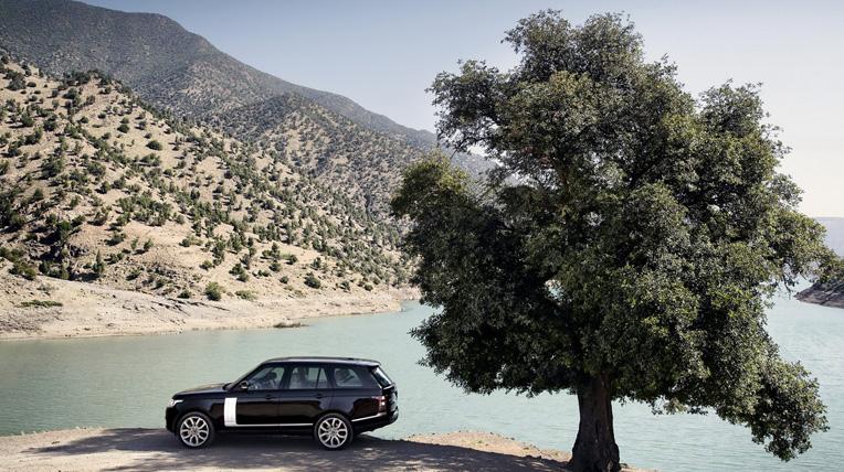 Range Rover thế hệ mới 2013