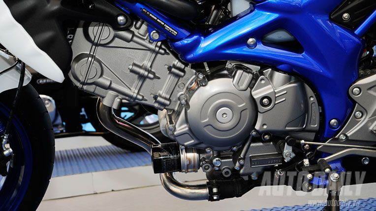 """Dàn """"siêu"""" môtô của Suzuki tại Việt Nam"""