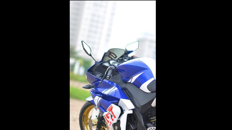 Phoenix R250 - Xe môtô giá rẻ