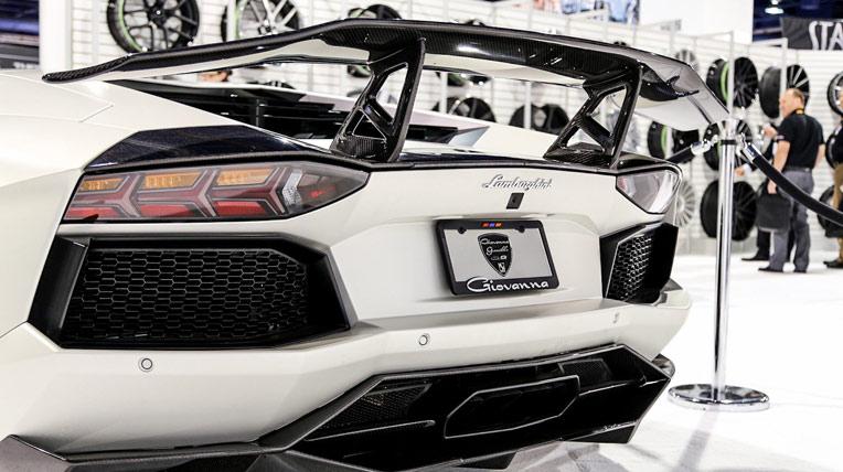 Lamborghini Aventador LP900 Molto Veloce