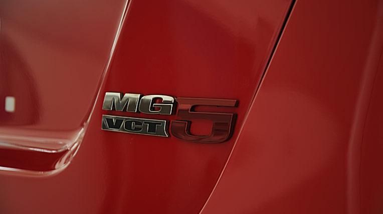 MG5 hatchback