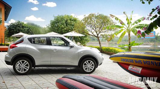 """Nissan Juke 2012 - SUV """"nhỏ"""" phá cách - 1"""