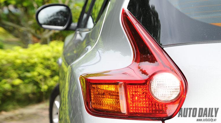 """Nissan Juke 2012 - SUV """"nhỏ"""" phá cách"""