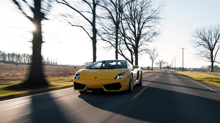 Vẻ đẹp siêu xe: Lamborghini Gallardo LP560-4