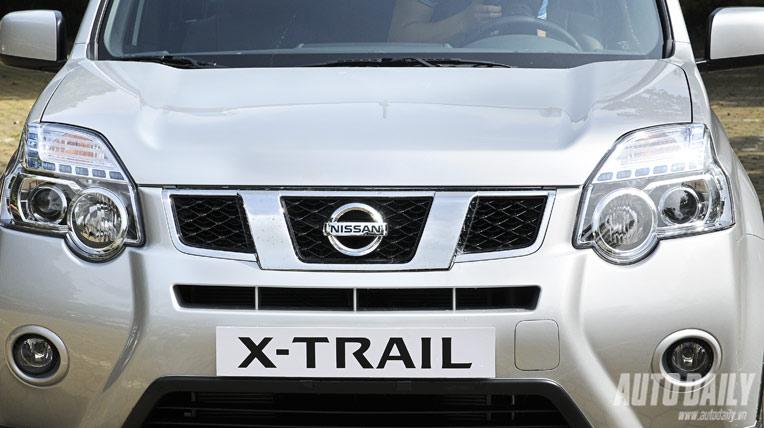Nissan X-Trail 2012
