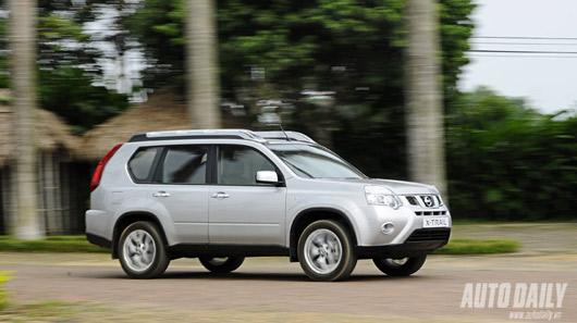 Nissan X-Trail 2012 - SUV cho đường phố - 1