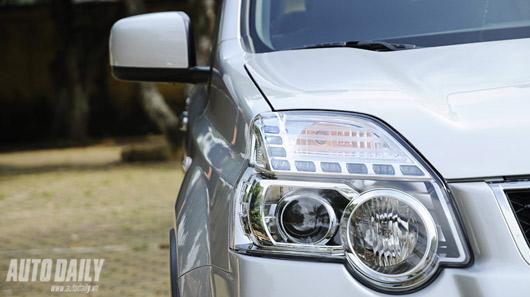 Nissan X-Trail 2012 - SUV cho đường phố - 4