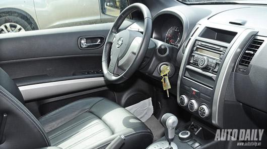 Nissan X-Trail 2012 - SUV cho đường phố - 2