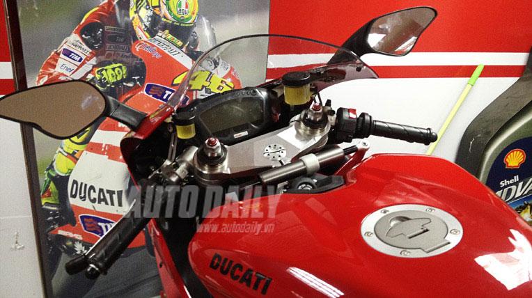 Ducati 848 EVO 2013