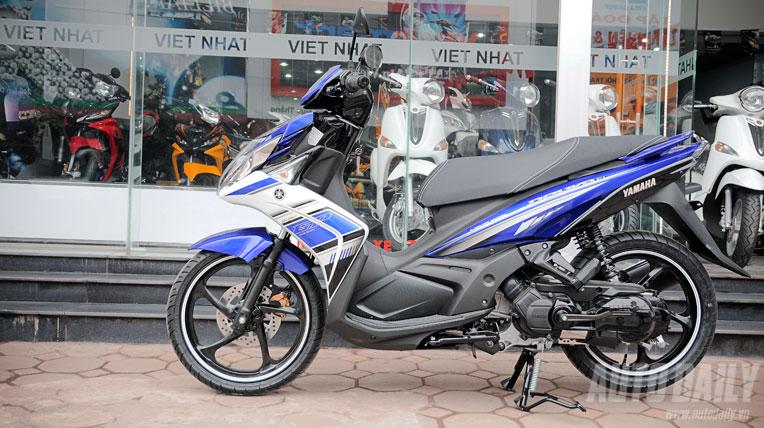 Yamaha Nouvo GP - Xe tay ga phong cách thể thao