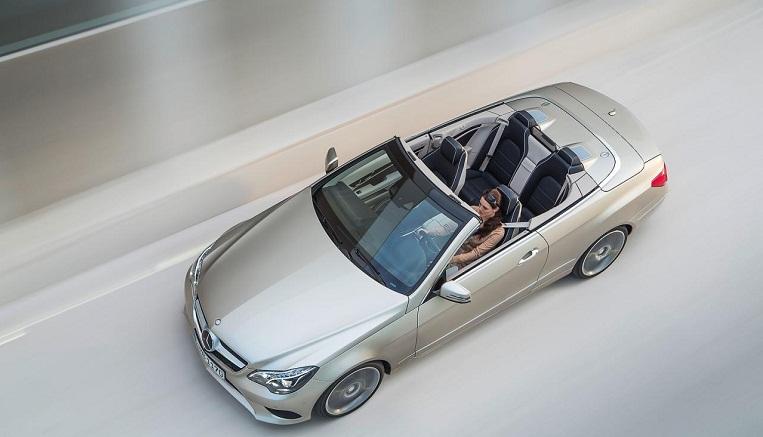 Mercedes-Benz E-Class Coupe và Cabriolet 2014