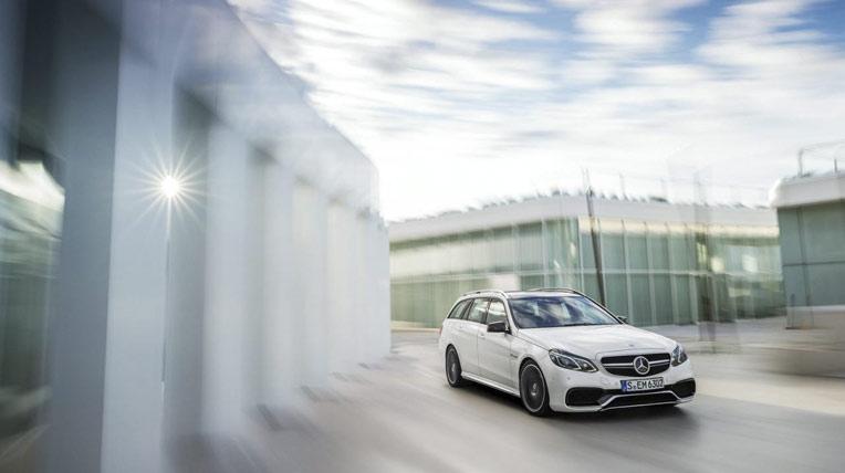 Mercedes-Benz E63 AMG 2014