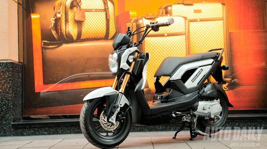 """Honda Zoomer X 2012 - Xe tay ga """"khác người"""" tại Việt Nam - 1"""