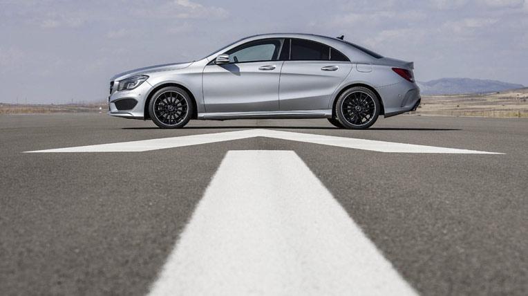 Mercedes CLA 2014