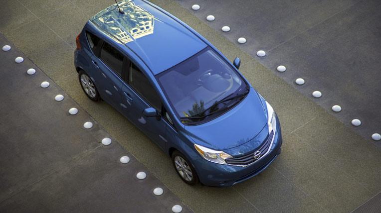 Nissan Versa Note 2014