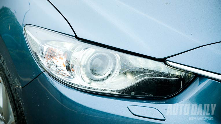 Trải nghiệm Mazda6 2014