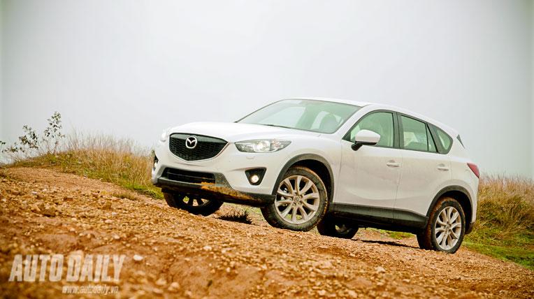 Mazda CX-5 tại Việt Nam