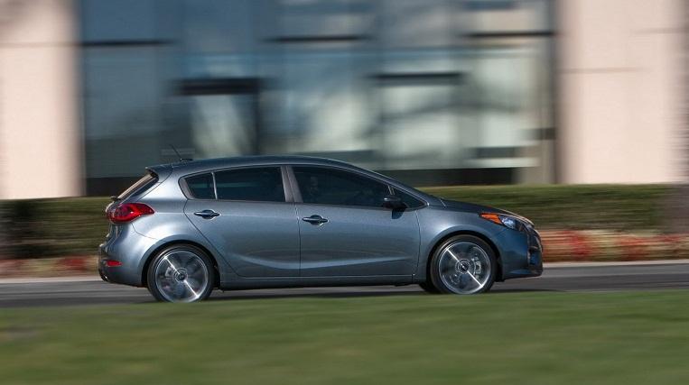 Kia Forte hatchback 5 cửa 2014