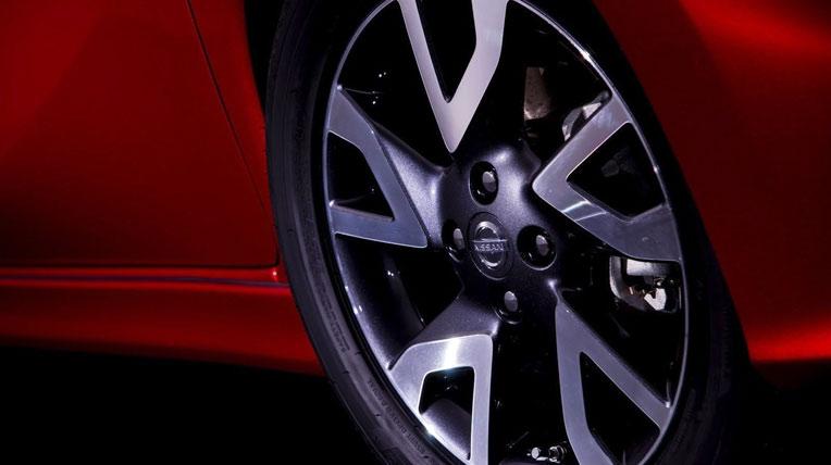 Nissan Note dành cho thị trường châu Âu