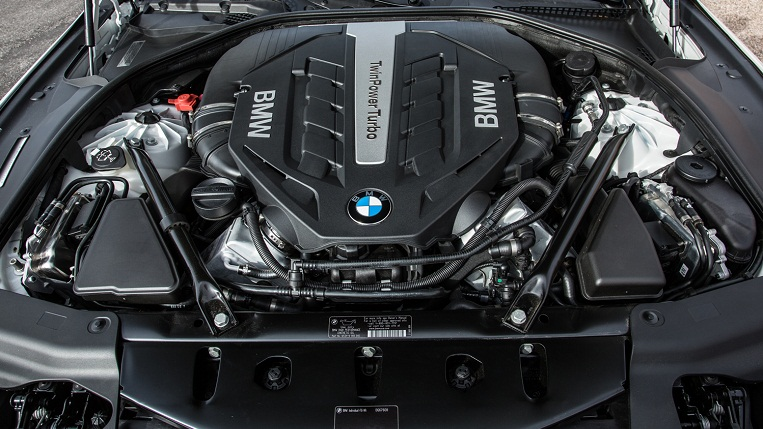 BMW 650i Gran Coupe xDrive 2013