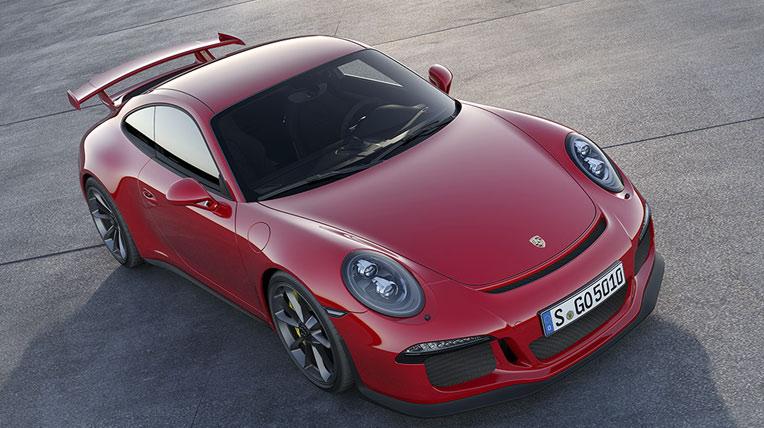Porsche 911 GT3 2014