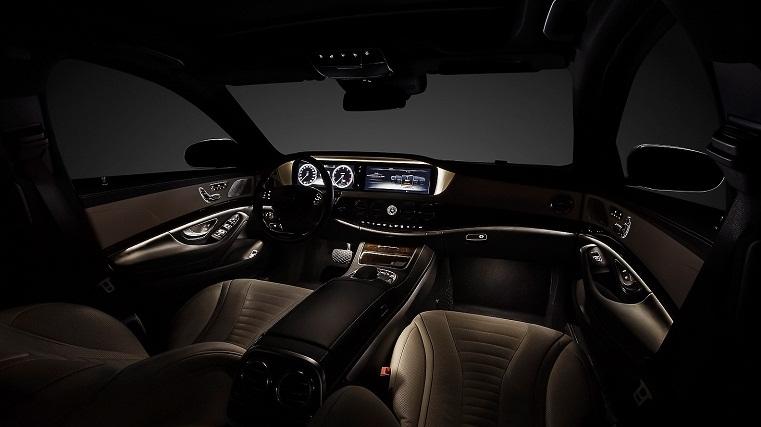 Mercedes-Benz S-Class thế hệ mới
