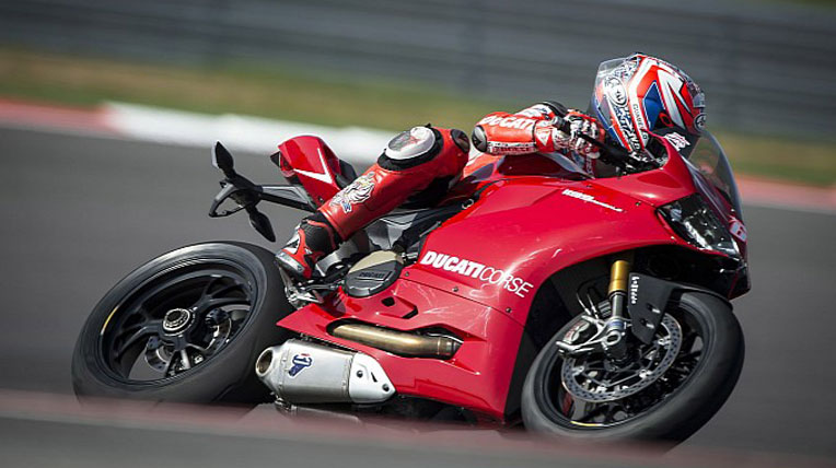 Siêu mô-tô Ducati 1199 Panigale R 2013