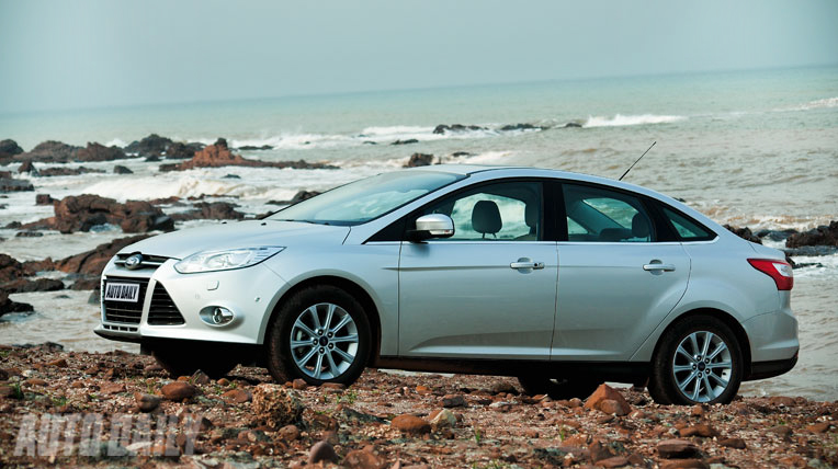 Ford Focus Titanium +