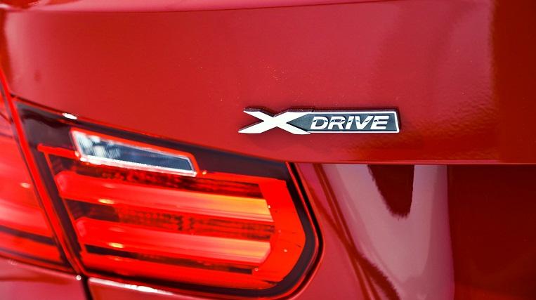 BMW 328d 2014