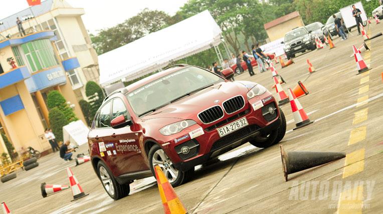 Trải nghiệm BMW 2013