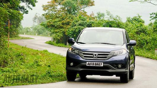 Honda CR-V thế hệ mới thỏa mãn sự mong chờ! - 1