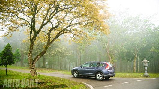 Honda CR-V thế hệ mới thỏa mãn sự mong chờ! - 2