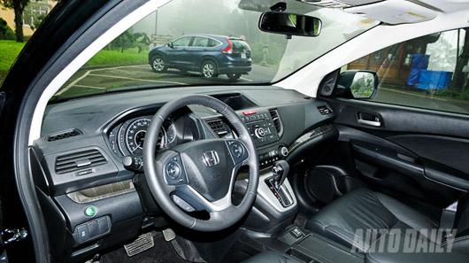 Honda CR-V thế hệ mới thỏa mãn sự mong chờ! - 4