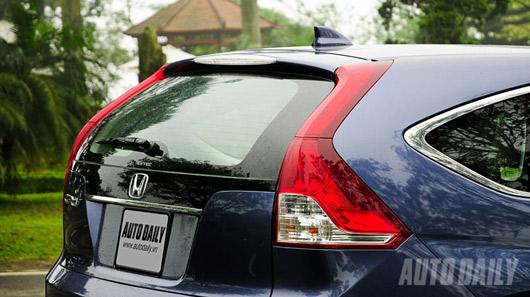 Honda CR-V thế hệ mới thỏa mãn sự mong chờ! - 3