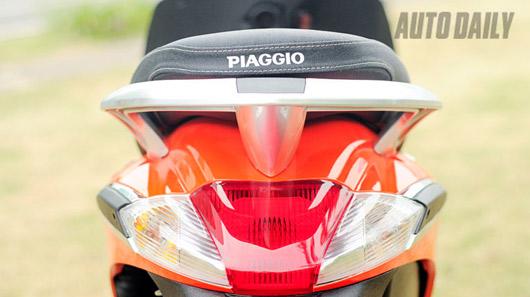 Đánh giá ban đầu về Piaggio Liberty mới - 3