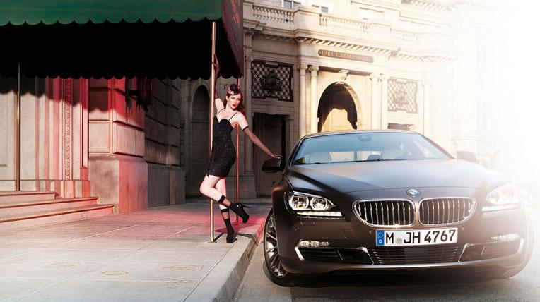 BMW 650i Gran Coupe phong cách Burlesque