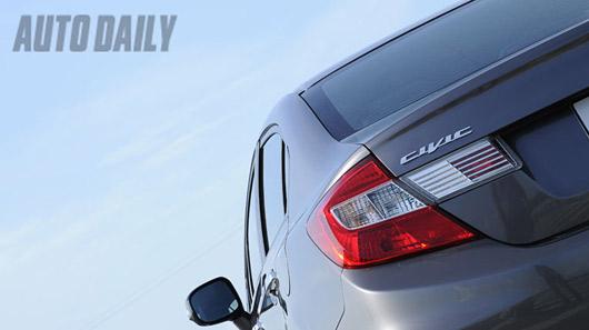 Đánh giá Ford Focus Titanium + và Honda Civic 2.0 - 1