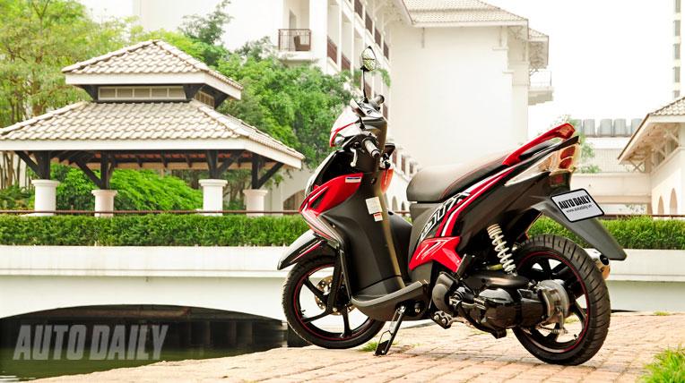Yamaha Luvias GTX Fi