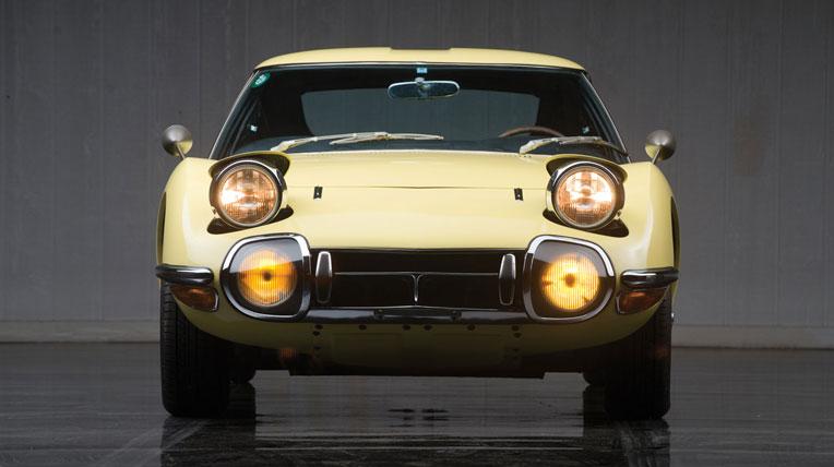 Toyota 2000GT 1967