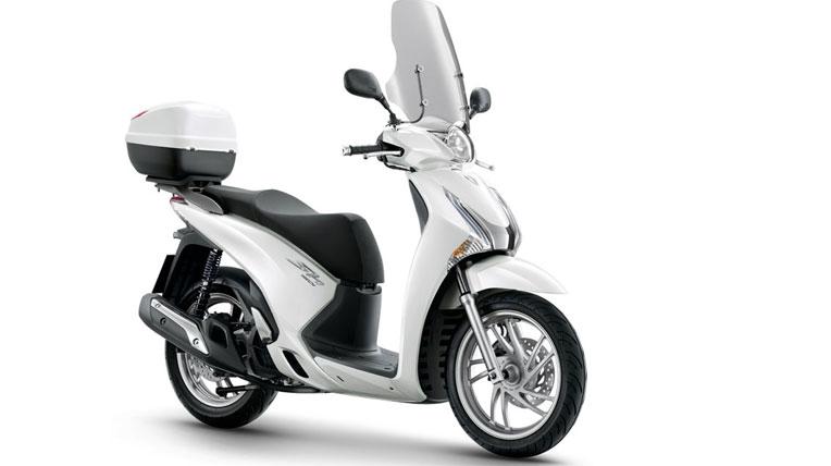 Honda SH150i 2013 ra mắt tại Thái Lan