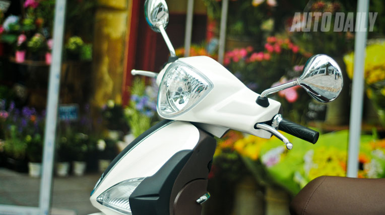 Đánh giá Piaggio Liberty 3V ie
