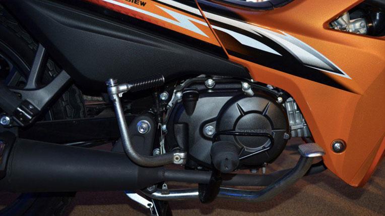 Honda Wave 110 hoàn toàn mới