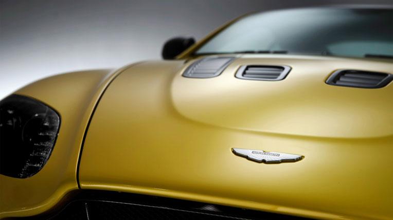 Aston Martin V12 Vantage S